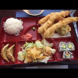 Shrimp Tempura Bento Box (DINNER)