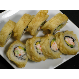 Tempura California Roll or Hand Roll