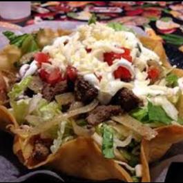 Fajita Taco Salad