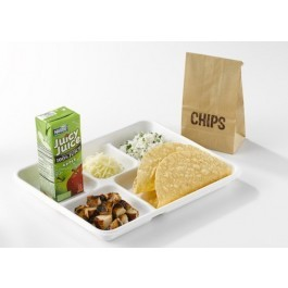 Kids Build Your Own (Chipotle)