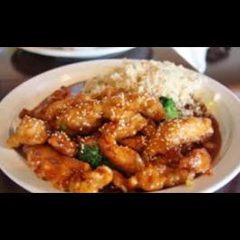 L13. Sesame Chicken (LUNCH)
