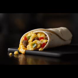 Sausage Burrito