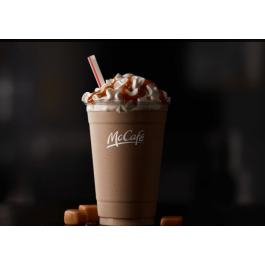 McCafé Frappé Caramel