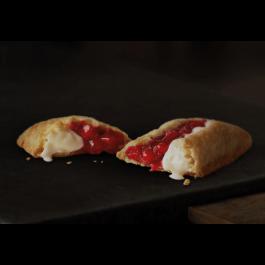 Strawberry & Crème Pie