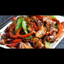 C9. Chicken, Pork, Beef or Shrimp w. Garlic Sauce