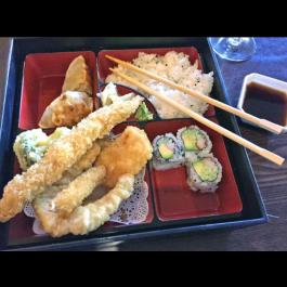 Chicken Tempura  Bento Box (LUNCH)