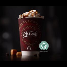McCafé Caramel Mocha