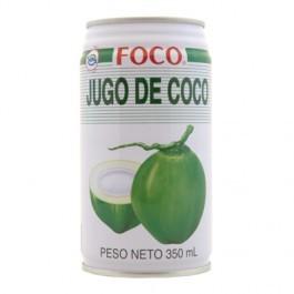 Jugo de Coco (Coconut Juice)