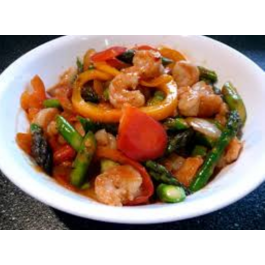 Hunan Shrimp (Hot & Spicy)