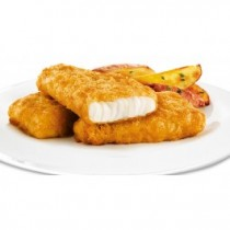 Batter Dipped Pollock Fillets