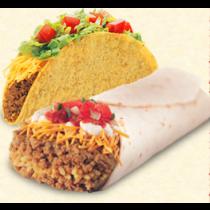 Burrito and Taco (for kids)