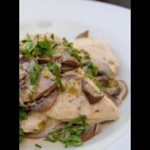 Pollo Supreme Hongos
