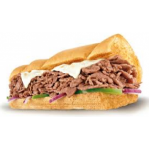 Steak & Cheese Sandwich