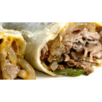 Steak & Cheese Burrito