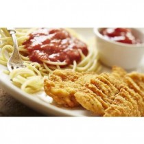 Chicken Fingers & Pasta