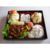 Chicken Teriyaki Bento Box (LUNCH)