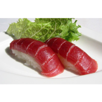 Tuna (Maguro) Sushi or Sashimi