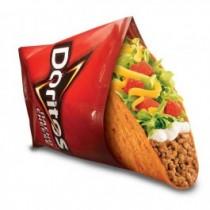 Nacho Cheese DoritosLocos Tacos Supreme