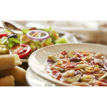 ToGo Soup, Salad & Breadsticks Combination