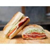 Chorizo Sandwich (Mex-Sausage)