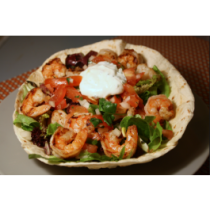 Shrimp Taco Salad (LUNCH)
