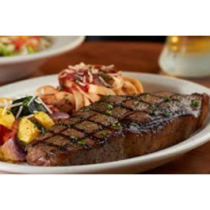 New York Strip Steak & Chicken (LUNCH)