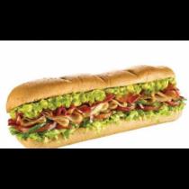 Turkey & Bacon Avocado Sandwich