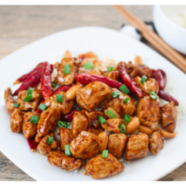 C11. Kung Pao Chicken or Shrimp