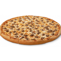 Hot-N-Ready Italian Sausage Pizza
