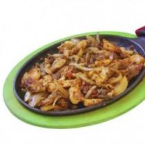Fajitas con Chorizo
