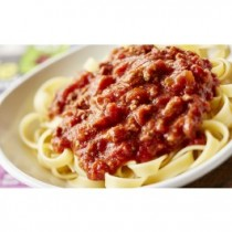Meat Sauce with Choice of Pasta