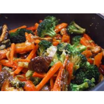 Oriental Vegetable Stir-Fry
