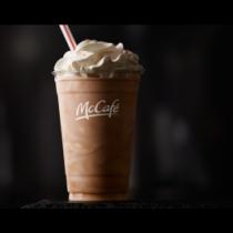 McCafé Chocolate Shake