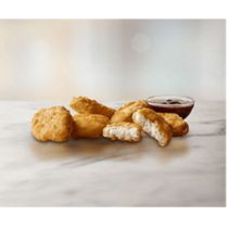 Happy Meal Chicken McNuggets