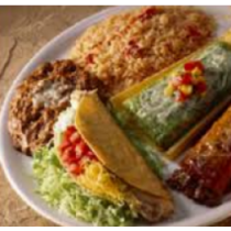 Veggie Plate A