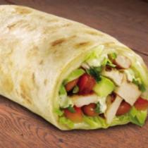 Avocado/ Guacamole Burrito