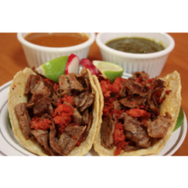 Sausage-Steak/ Campechanos Tacos