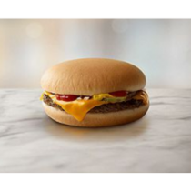 Happy Meal Cheeseburger