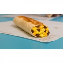 Grilled Breakfast Burrito