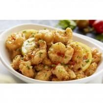 Spicy Shrimp Scampi Fritta