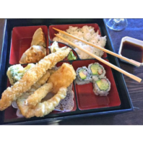 Chicken Tempura  Bento Box (LUNCH)