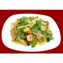 Soft Chow Mein (Vegetable)