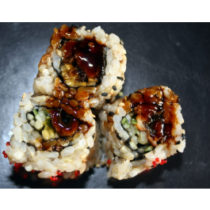 Eel Cucumber Roll or Hand Roll