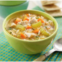 Chicken & Rice Soup (APPETIZER)