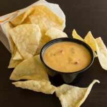 Chips & Nacho Cheese Sauce