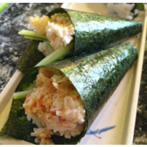 Shrimp Tempura Roll or Hand Roll