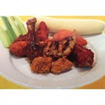 Chuck's Chicken Sampler