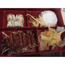 Beef Teriyaki Bento Box (DINNER)
