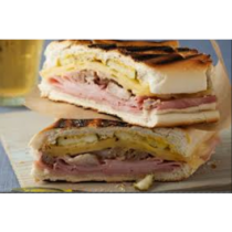 Cubana Sandwich (Pork, Steak, Ham, Cheese)