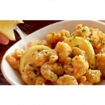 Classic Shrimp Scampi Fritta